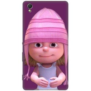 Sony Xperia T3 Designer back case By SLR  ( SXT3_SLR3DAA_B0050 )