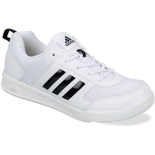 Adidas Men'S Training white Flo M Lace School shoes |Sports Shoes
