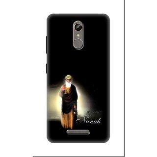 Gionee S6s Designer back case By SLR  ( SNS6S_SLR3DAA_N0053 )