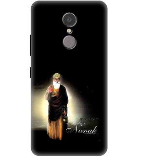 Lenovo K6 Note Designer back case By SLR  ( LNVK6N_SLR3DAA_N0053 )