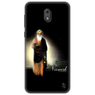 Nokia 2 Designer back case By SLR  ( NK2_SLR3DAA_G0053 )
