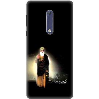 Nokia 5 Designer back case By SLR  ( NK5_SLR3DAA_N0053 )