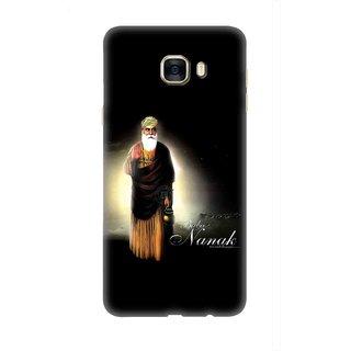 Samsung Galaxy C7 Pro Designer back case By SLR  ( SMC7PRO_SLR3DAA_G0053 )