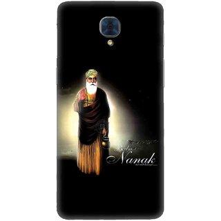 OnePlus 3 Designer back case By SLR  ( OP3_SLR3DAA_G0053 )