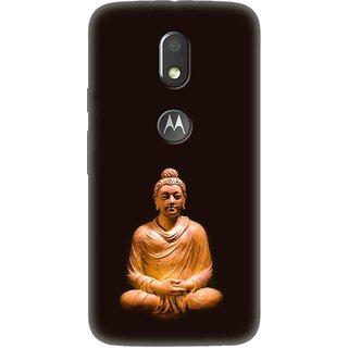 Motorola Moto E3 Power Designer back case By SLR  ( MOTOE3POWER_SLR3DAA_N0056 )