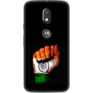 Motorola Moto E3 Power Designer back case By SLR  ( MOTOE3POWER_SLR3DAA_N0057 )