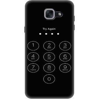 Samsung Galaxy J7 Max Designer back case By SLR  ( SMJ7MAX_SLR3DAA_G0058 )