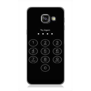 Samsung Galaxy A3 (2016) Designer back case By SLR  ( SMA3(16)_SLR3DAA_G0058 )