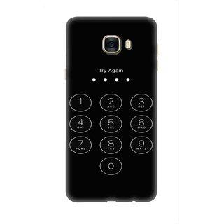 Samsung Galaxy C7 Designer back case By SLR  ( SMC7_SLR3DAA_G0058 )