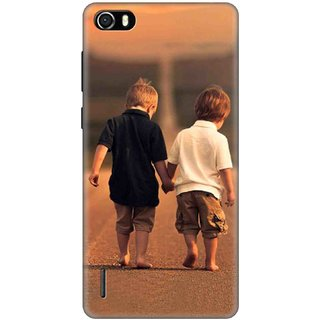 Huawei Honor 6 Designer back case By SLR  ( HH6_SLR3DAA_B0059 )
