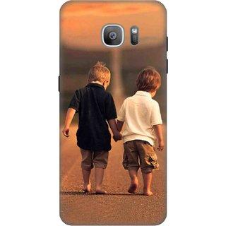 Samsung Galaxy  S7 Edge Designer back case By SLR  ( SMS7EDGE_SLR3DAA_G0059 )