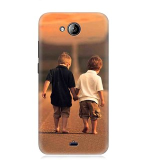 Micromax Canvas Play Q355 Designer back case By SLR  ( MXP_SLR3DAA_G0059 )