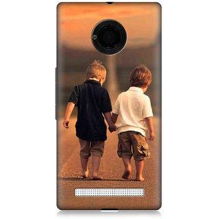 Micromax Yu Yuphoria Designer back case By SLR  ( MXYUPHORIA_SLR3DAA_G0059 )