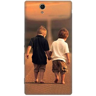 Sony Xperia C4 Designer back case By SLR  ( SXC4_SLR3DAA_G0059 )