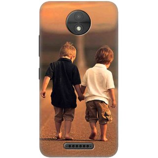 Motorola Moto C Plus Designer back case By SLR  ( MOTOCPLUS_SLR3DAA_G0059 )
