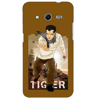 Samsung Galaxy Core 2 Back Cover By G.Store