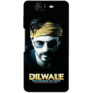 Micromax Canvas Knight A350 Back Cover By G.Store