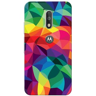 Moto G4 Plus, Free Hand Painting Slim Fit Hard Case Cover/Back Cover for Moto G Plus 4th Gen/Moto G4 Plus