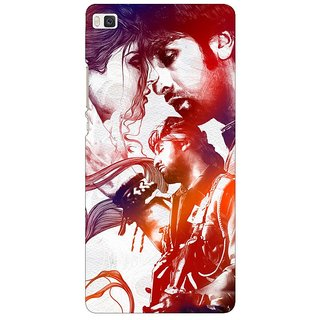Huawei Ascend P8 Back Cover By G.Store