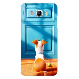 Samsung Galaxy J5 (2016) Back Cover By G.Store