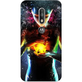 Moto G4 Plus, Alien Slim Fit Hard Case Cover/Back Cover for Moto G Plus 4th Gen/Moto G4 Plus