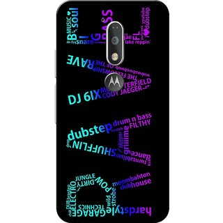 Moto G4 Plus, Rave Slim Fit Hard Case Cover/Back Cover for Moto G Plus 4th Gen/Moto G4 Plus