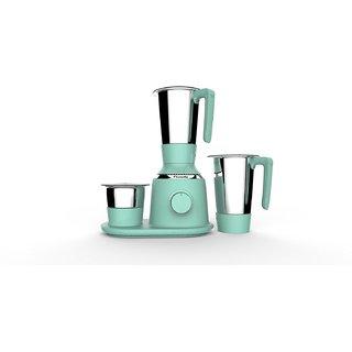 Butterfly Spectra 750-Watt Mixer Grinder with 3 Jars (Green)