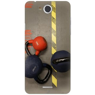InFocus M530 Back Cover By G.Store