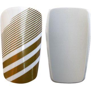 Kobo 5.75 inch Football Shin Guard White