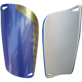 Kobo 5.5 inch Football Shin Guard Blue