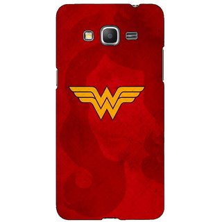 Samsung Galaxy Grand Prime Back Cover By G.Store
