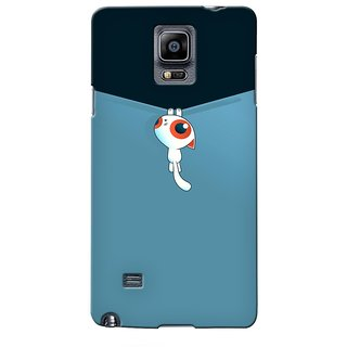 Samsung Galaxy Note 4 Back Cover By G.Store