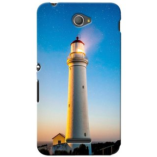 Sony Xperia E4 Back Cover By G.Store