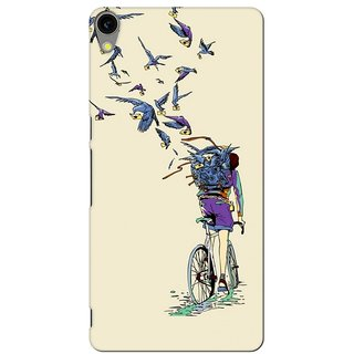 Sony Xperia C6 Back Cover By G.Store