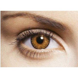 i-look Honey Colour Monthly(Zero Power) Contact Lens