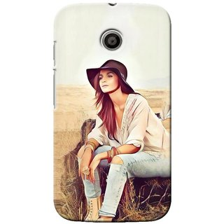 Motorola Moto E Back Cover By G.Store