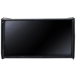 Dream Care Transparent PVC LED/LCD Television Cover For Haier LE55Q9500U 55 Inches 4K Ultra HD Curved LED TV