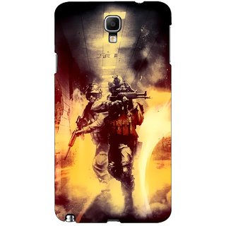 Samsung Galaxy Note 3 Neo Back Cover By G.Store