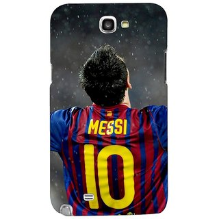 Samsung Galaxy Note 2 Back Cover By G.Store