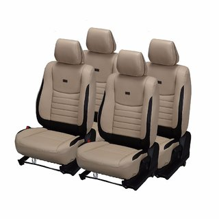 Pegasus Premium PU Leather Car Seat Cover for Maruti Swift Dzire