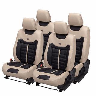 Pegasus Premium PU Leather Car Seat Cover for Renault Kwid
