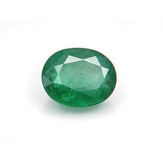 Kohinor Gems Lab-Certified 6 Ratti / 5.40 Carat Emerald (Panna) by THE GALLARY OF GEMSTONE