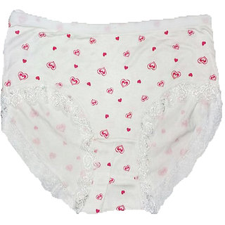 Poly Cotton Lace Hipster