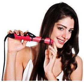 Hair straightener 2 in 1 Straightener and Curler  NHC - 2009