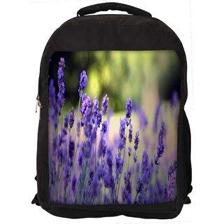 Colordul Flower Digitally Printed Laptop Backpack
