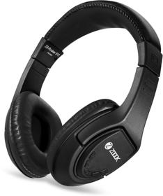 ZOOOK ZB-ROCKER IFIT BLUETOOTH HEADPHONE WITH MIC  FM BLACK