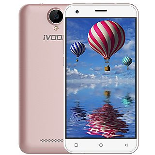 iVoomi Me1+ (2GB + 16GB, 4G VoLTE, 5 inch, 8MP Camera,3000 mAh Battery)