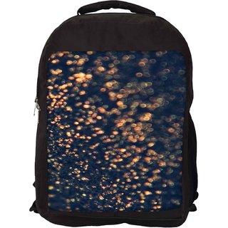 Wave Crystal Reflection Designer Laptop Backpacks