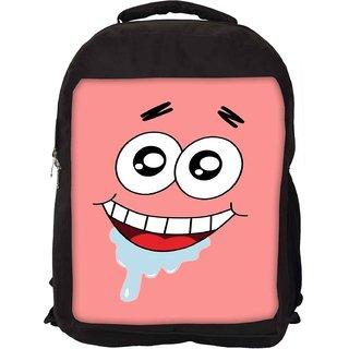 After Ice Cream In Face Designer Laptop Backpacks