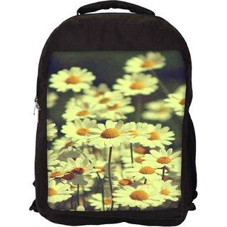 Sunflowers Designer Laptop Backpacks